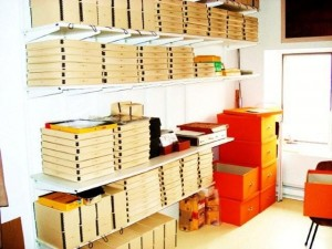 Household management can include home office organization