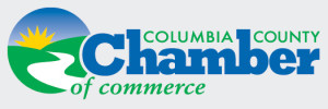 Julie Ulmer is a member of the Columbia County Chamber of Commerce